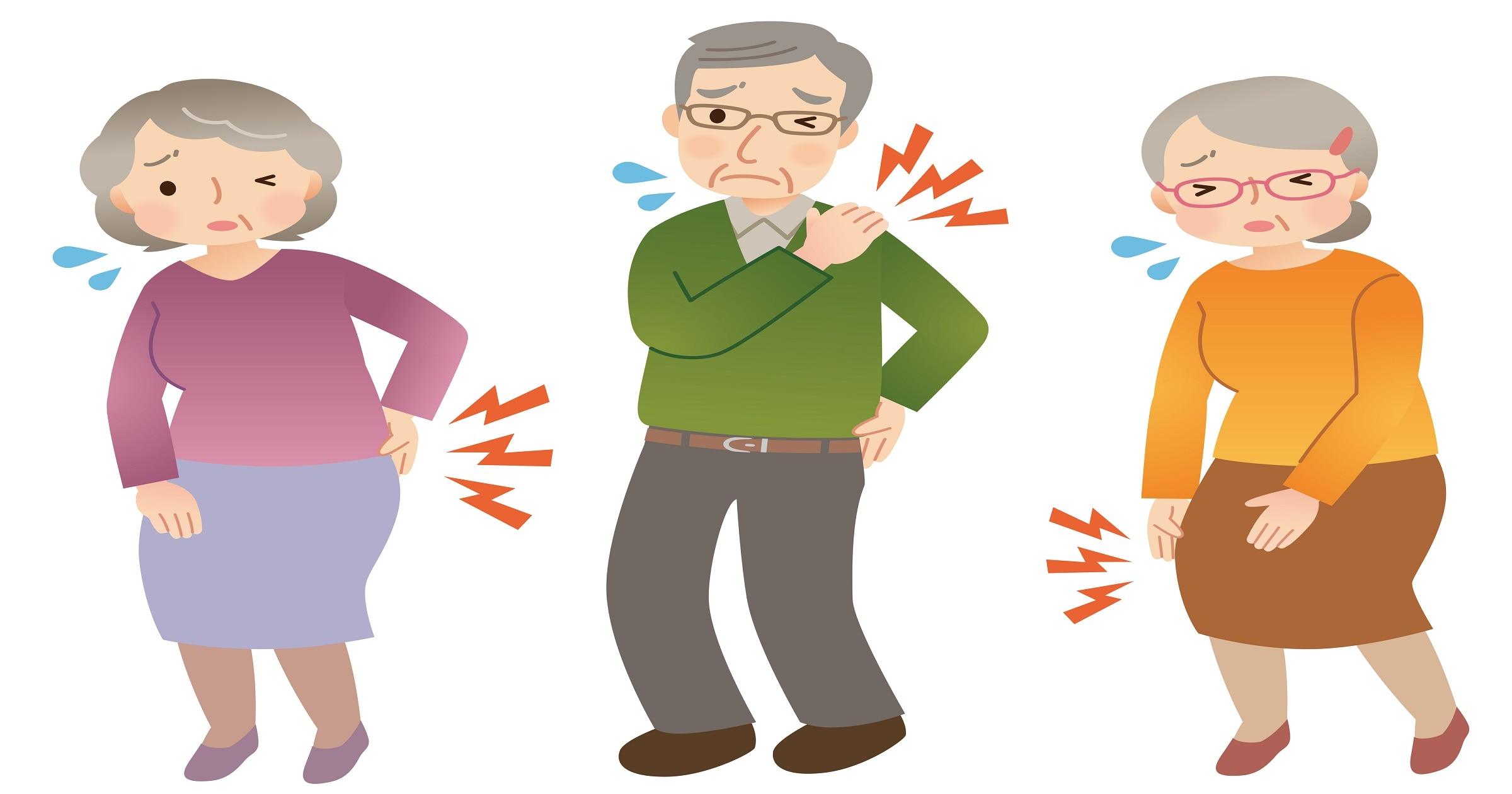 意外に多い、リウマチ性多発筋痛症(PMR)のはなし とうきょうスカイ ...